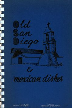 Retro Recipes, Old Recipes, Vintage Recipes, Cookbook Recipes, Mexican Food Recipes, Cooking Recipes, Mexican Dishes, Recipies, Homemade Cookbook
