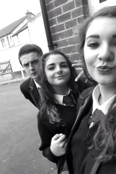 #me #lauren #curtis #school