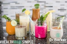 """165 Likes, 14 Comments - Dr. Chris Barker (@drchrisbarker) on Instagram: """"We have been working on our free detox smoothie guide and can't wait to release it soon! Each one…"""""""