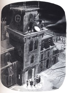 HUGE Charles Addams fan, since I was a kid...which probably tells you something about me.