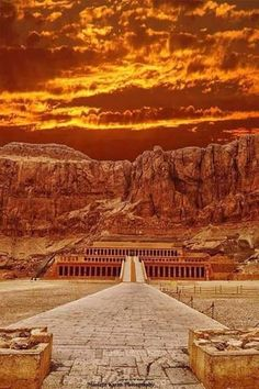 Hatshepsut Temple at Luxor Hatshepsut Temple at LuxorYou can find Ancient architecture and more on our website.Hatshepsut Temple at Luxor Hatshepsut Temple at Luxor Ancient Egyptian Art, Ancient Ruins, Ancient History, Beautiful World, Beautiful Places, Beautiful Pictures, Visit Egypt, Egypt Travel, Ancient Civilizations