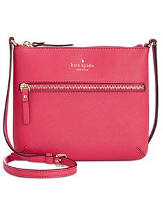 83f5e2c9d359 Go for a modern take on a classic silhouette with kate spade new york s  Tenley leather