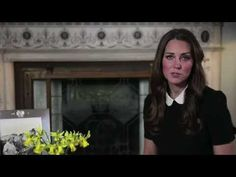 .Catherine Duchess of Cambridge, aka Kate Middleton, has given her first ever video message to make an emotional appeal for support for 'inspirational' children's hospices. In her emotional message, she said: 'Children's hospices provide lifelines to families at a time of unimaginable pain' 4/27/13