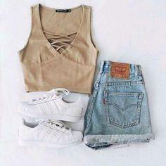 Imagem de outfit, fashion, and adidas