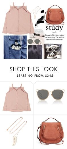 """""""Miami"""" by ngocdinh ❤ liked on Polyvore featuring BoConcept, Christian Dior, Justin Bieber, Pascale Monvoisin and Rebecca Minkoff"""