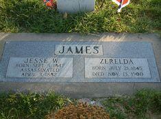 Jesse James Gravesite