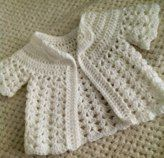 Baby Cardigans Bespoke baby cardigans! You choose everything and it is made just for your special baby!