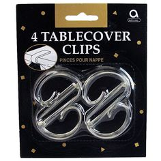4 Tablecover Clips 34008-am