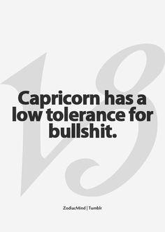 Notolerance