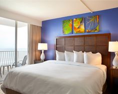 Sleep in absolute comfort at Bluegreen Vacations Casa Del Mar, an Ascend Resort in Ormond Beach, FL.