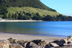 Winter time - imagine the fun during the summer time! | Main Beach | Mt. Maunganui |