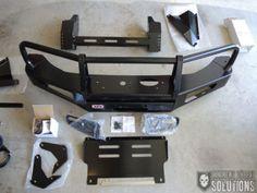 Modifying an FJ Cruiser for Overlanding: ARB Bumper Upgrades - ITS Tactical Fj Cruiser Mods, Toyota Fj Cruiser, Dodge Dakota, Fj Cruiser Accessories, Truck Accesories, Toyota Pickup 4x4, Overland Truck, Moto Car, Truck Mods