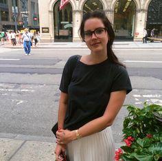 Lana in New York