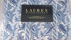 Ralph Lauren Blues & White Paisley Queen Sheet Set RALPH ... https://www.amazon.com/dp/B017A9SJ8S/ref=cm_sw_r_pi_dp_x_upz0yb17NGJTF