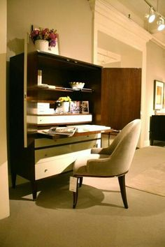 From the Baker Furniture Showroom in High Point, NC - a beautiful ...