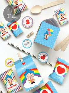 Birthday Themes For Boys, Carnival Birthday Parties, Circus Birthday, Birthday Party Decorations, Birthday Bag, Bar Set, First Birthdays, Party Supplies, Candy