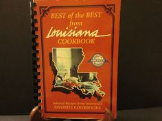 Best of the Best Louisiana Cookbook Favorite Recipes Leading Cookbooks 2000
