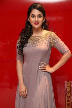 Tollywood Actress Mia George New Photos In Violet Dress Wallpaper 2017, Indian Wedding Gowns, Indian Gowns, Saree Wedding, Indian Outfits, Photos Hd, Event Photos, Short Long Dresses, Violet Dresses