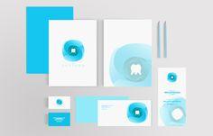 Santana - Dental Clinic by V36A, via Behance
