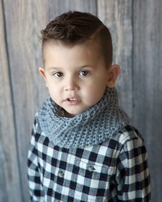 masculine cowl crochet pattern (child and adult sizes)
