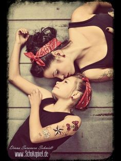 For pin up maternity pictures with Brodee