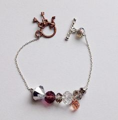 The Locket CharmsNChains Bracelet  Womens by CharmingChainsShop, $23.00