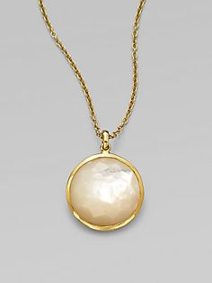 IPPOLITA Rock Candy Lollipop Mother-of-Pearl