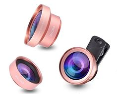 VICTONY Professional 2 in 1 Phone Lens Kit with 0.45X Super Wide Angle Lens + 12.5X Macro Lens Special 52mm Diameter Thread Lens Clip-On Cell Phone Lens Rose Gold(PL-RG)  http://topcellulardeals.com/product/victony-professional-2-in-1-phone-lens-kit-with-0-45x-super-wide-angle-lens-12-5x-macro-lens-special-52mm-diameter-thread-lens-clip-on-cell-phone-lens-rose-goldpl-rg/  Professional Camera Lens :The 0.45 x wide-angle largely increases your wide-angle range with 52mm Diamete