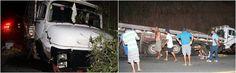 ITABELA:  Motorista morre atropelado pelo próprio caminhão na BR-101