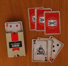 Not only are these standard playing cards, but they also contain Animal Pursuit questions to test what you have heard on the CD's and to keep the kids occupied while in the car and in the evenings in the camps