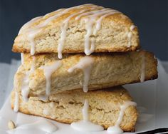 We spiced the classic, soothing vanilla bean scone up with a touch of cardamom. We cant get enough of these Vanilla Bean and Cardamom Scones!