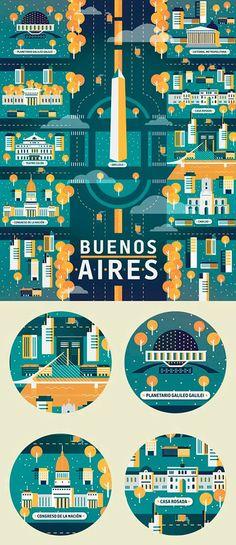 Área Visual: Los diseños e ilustraciones de Aldo Crusher
