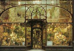 Brussels flower-shop
