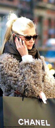 Chanel bond street London Miss Brit Millionairess. ~ Dawn Aurora DressmesweetieDarling