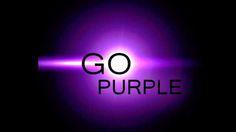 Alzheimers Awareness, Purple Nails, Myrtle, Bullying, Organization, Purple Nail, Getting Organized, Organisation, Tejidos