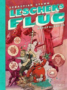 LESCHEKS FLUG by Sebastian Stamm