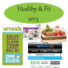online services to help with diet & exercise in the new year