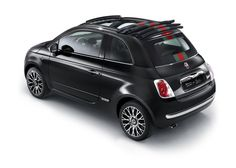 left cabrio side the automobile drive hudson fiat news parked view cruising along red manhattan magazine first