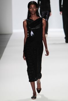 Richard Chai Love Spring 2014 Ready-to-Wear Fashion Show - Senait Gidey