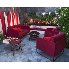 Carrefour table de jardin extensible honfleur prix promo - Salon de jardin castorama nouvelle collection ...