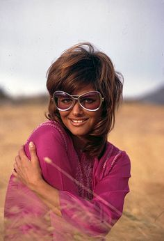 Claudia Cardinale, People With Glasses, Photo Star, David Bailey, Jane Seymour, Italian Actress, Italian Beauty, Hair Color And Cut, Cool Sunglasses