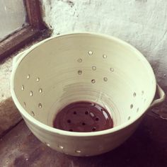 Colander  www.suzanne-king.co.uk
