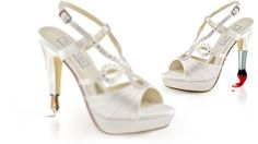 Svatební botky Platform, Sandals, Heels, Fashion, Photograph Album, Heel, Moda, Shoes Sandals, Fashion Styles