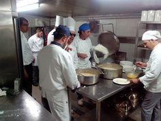 Lo Chef Francesco Paolo Luise in azione!!!