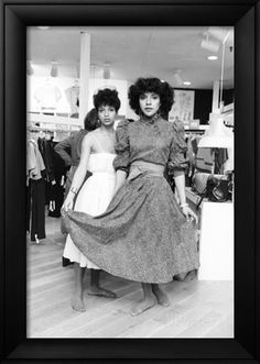 Debbie Allen & Phylicia Rashad ---20 Posters of Iconic Black Women to Complete Any Room