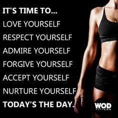 Be yourself, Love yourself! ❤️💪 #wodfitters #crossfitnation #strongmindset #bodygoals #fitnessmotivationy Functional Training, Cross Training, Tank Man, Love You, Mens Tops, Te Amo, Je T'aime, I Love You