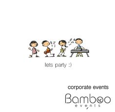 Bamboo Events - Corporate Event Organisers - Bangalore(Bengaluru). We organise corporate get together, review meetings, product and factory launch, etc.
