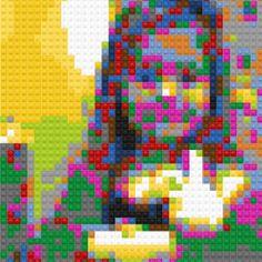 Lego photo app