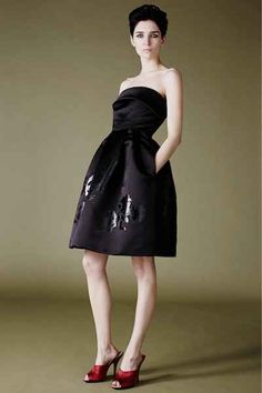 Jonathan Saunders Pre-Fall 2013: The Lady Cometh - Fashionista
