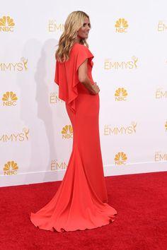 Heidi Klum Photos: Arrivals at the 66th Annual Primetime Emmy Awards — Part 2